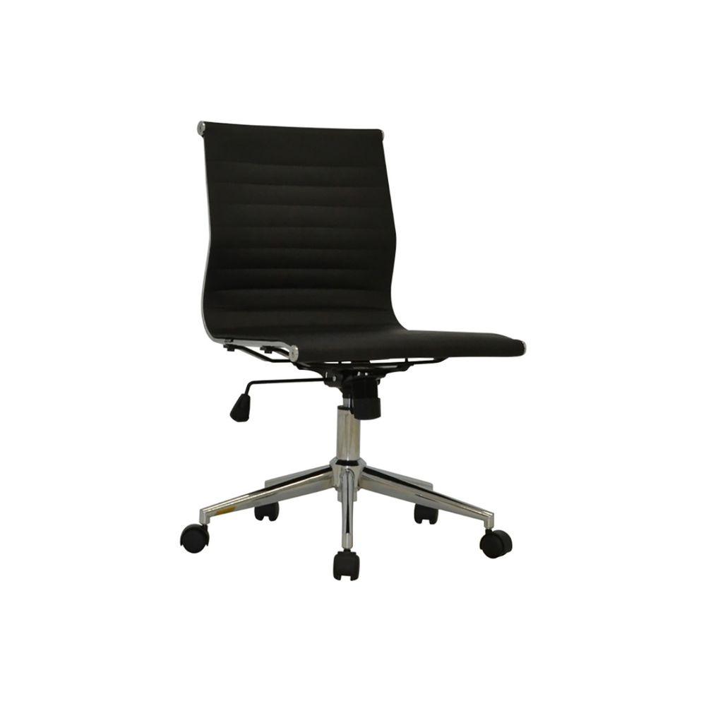 Cadeira Eames Sevilha Rivatti Baixa sem braço PU