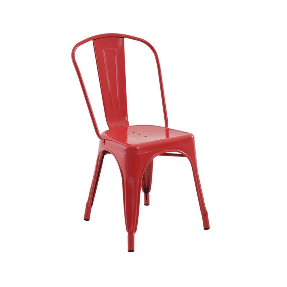 Cadeira Tolix Iron Rivatti sem braço
