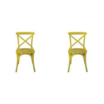 Kit 2 peças Cadeira Katrina Rivatti