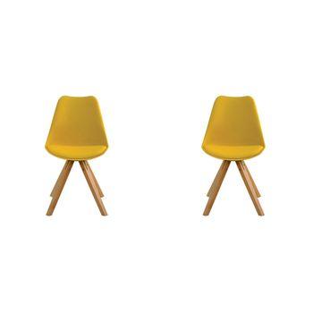 Kit 2 peças Cadeira Oxford