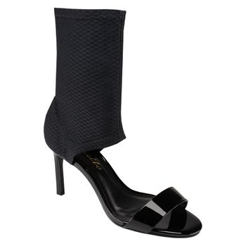 Sandal Boot Eletric Nero