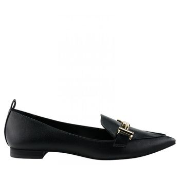 Sapatilha Slipper Metal Preto
