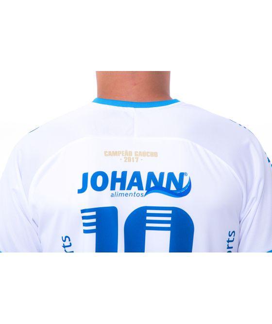 Camiseta Oficial ECNH - Jogo 2