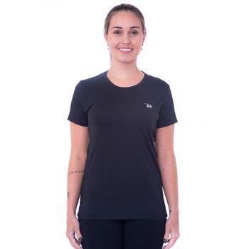 Camiseta Porus com Detalhe em Tela