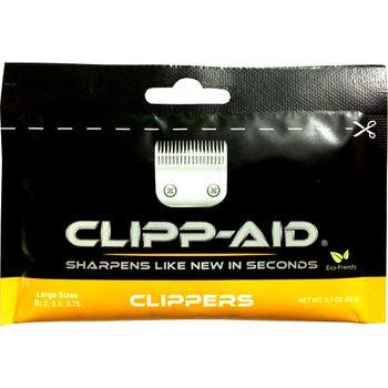 Afiador de Laminas Clipp-Aid (P/ Laminas 5,5F,4,4F,3,3F) Amarelo