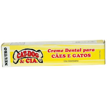 Creme Dental Cat Dog Neutro