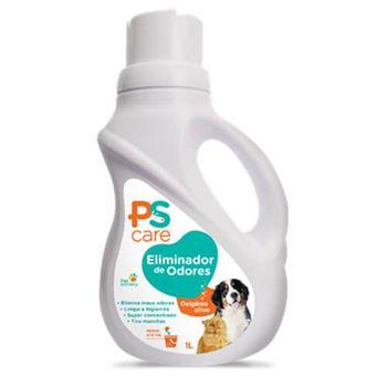 Eliminador de Odores PS Care Pet Society 1L
