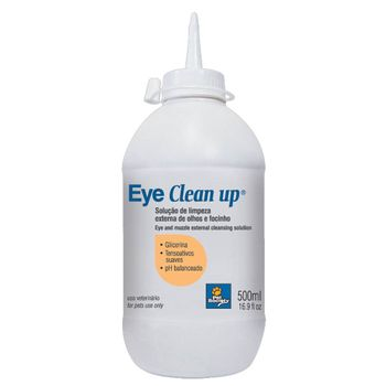 Eye Clean Up Pet Society 500ml