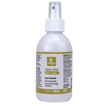 Hidratação Pet Society Spray Finalizador Thermo Active Argan Complex 240ml