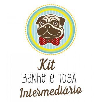 Kit Banho & Tosa Intermediário - 35 Itens