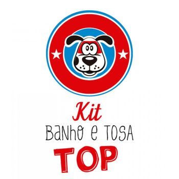 Kit Banho & Tosa Top - 43 Itens