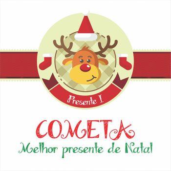 Kit Presente de Natal Cometa