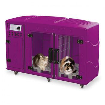 Máquina de Secar Rotomoldada Kyklon Pink