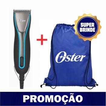 Máquina de Tosa Oster A6 COMFORT + Mochila Exclusiva Oster