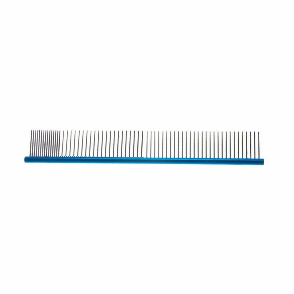 Pente 30cm Azul Simples Redondo - ProPetz
