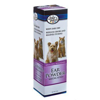 Pó Otológico Ear Powder Four Paws