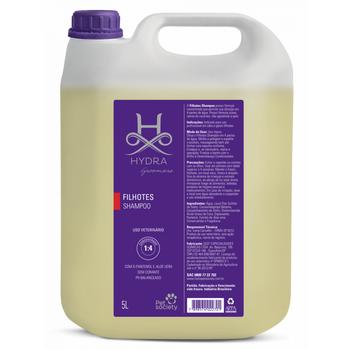 Shampoo Filhotes e Pele Sensivel Hydra Pet Society 5L 1:4