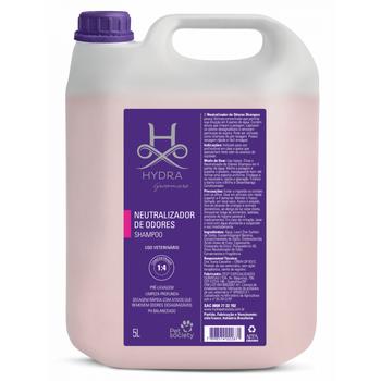 Shampoo Neutralizador de Odores Hydra Pet Society 5L 1:4