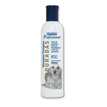 Shampoo Pelagens Douradas Limpinho 420ml