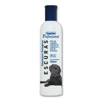 Shampoo Pelagens Escuras Limpinho 420ml