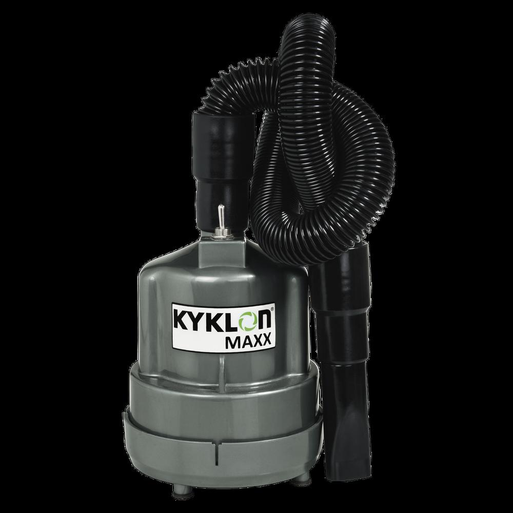 Soprador Kyklon Maxx Cinza 110V para Pet Shop, Banho e Tosa