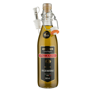 Azeite de Oliva Grezzo Naturale Paganini Italia 500ml