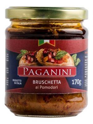 Bruschetta Paganini à Base de Tomate 170g