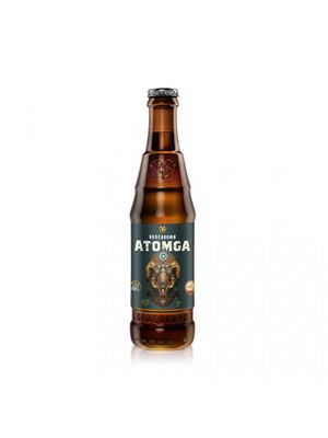 Cerveja Bodebrown Atomga Imperial Stout 330ml