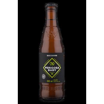 Cerveja Bodebrown Perigosa Baby 330ml
