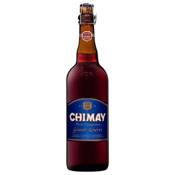 Cerveja Chimay Blue Grande Reserve 750ml