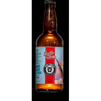 Cerveja Fatbull Santa Weiss 500ml