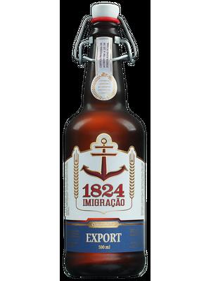 Cerveja Imigração Export 500ml