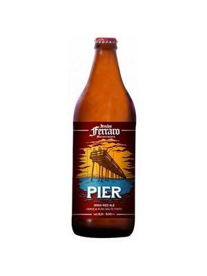 Cerveja Irmãos Ferraro Red Ale Pier  600ml