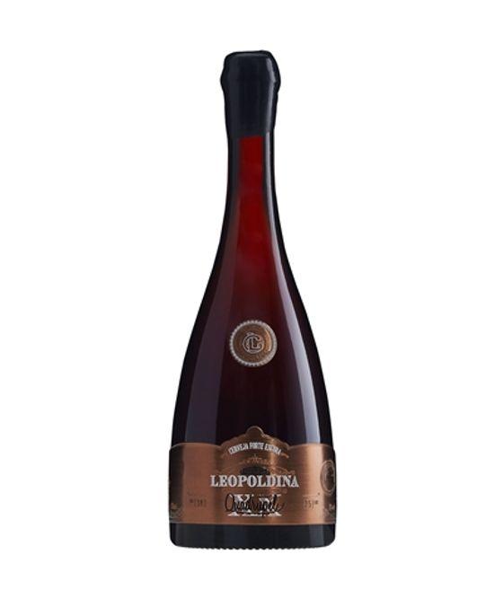 Cerveja Leopoldina Belgian Quadrupel 750ml