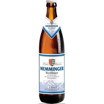 Cerveja Memminger Weizen - 500ml
