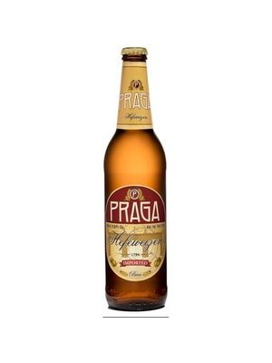 Cerveja Praga Hefeweizen 500ml