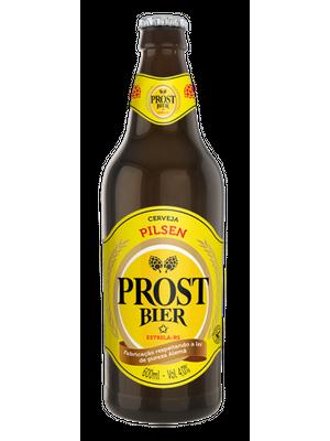 Cerveja Prost Bier Pilsen 600ml