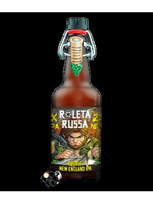 Cerveja Roleta Russa Double New England IPA 500ml