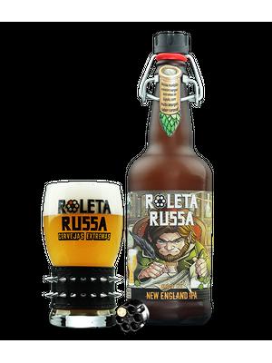 Cerveja Roleta Russa New England IPA 500ML