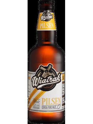 Cerveja Wiatrak Pilsen 500ml