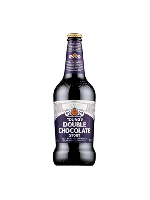 Cerveja Youngs Double Chocolate Stout 500ml
