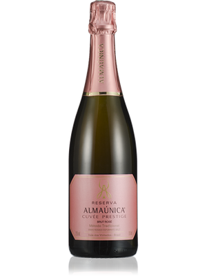 Espumante Almaúnica Cuvée Prestige Brut Rosé 750ml