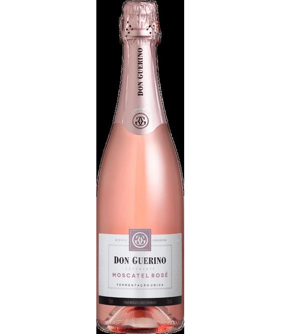Espumante Don Guerino Moscatel Rosé 750ml