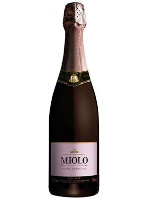 Espumante Miolo Cuvée Tradition Brut Rosé 750ml