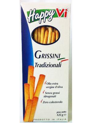 Grissini Tradicional Happy VI 125g