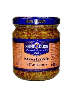 Mostarda Reine Anciene em grãos 190g