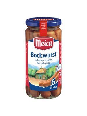 Salsichas Meica Bockwurst 180gr