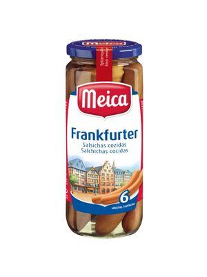 Salsichas Meica Frankfurter 250g