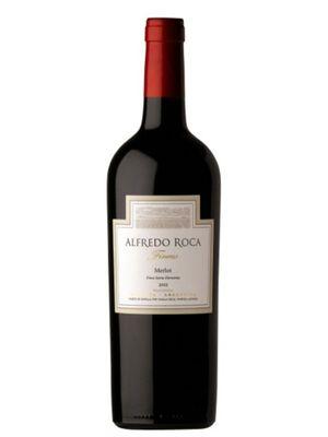 Vinho Alfredo Roca Fincas Merlot  750ml