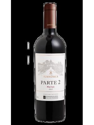 Vinho Almaúnica Parte 2 Merlot  750ml